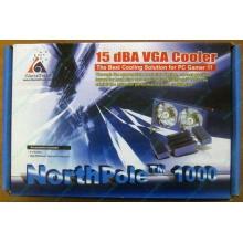 Кулер для видео-карты GlacialTech NorthPole 1000 (Монино)