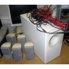 Компьютерная акустика Microlab 5.1 X4 (210 ватт) в Монино, акустическая система для компьютера Microlab 5.1 X4 (Монино)