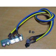 Панель передних разъемов (audio в Монино, USB в Монино, FireWire) для корпуса Chieftec (Монино)