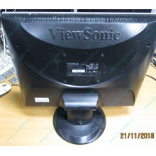 """Монитор 19"""" ViewSonic VA903 с дефектом изображения (битые пиксели по углам) - Монино."""