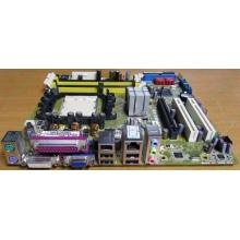 Материнская плата Asus M2NPV-VM socket AM2 (без задней планки-заглушки) - Монино