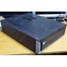 Лежачий четырехядерный компьютер Intel Core 2 Quad Q8400 (4x2.66GHz) /2Gb DDR3 /250Gb /ATX 250W Slim Desktop (Монино)