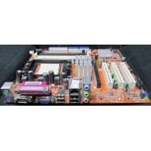 Материнская плата WinFast 6100K8MA-RS socket 939 (Монино)