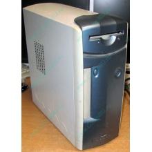 Маленький компактный компьютер Intel Core i3 2100 /4Gb DDR3 /250Gb /ATX 240W microtower (Монино)