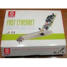 Сетевой адаптер Compex RE100ATX/WOL PCI (Монино)