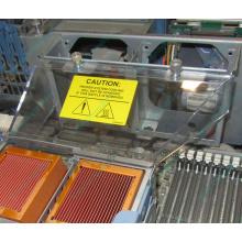 Прозрачная пластиковая крышка HP 337267-001 для подачи воздуха к CPU в ML370 G4 (Монино)
