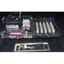 Материнская плата Intel D845PEBT2 (FireWire) с процессором Intel Pentium-4 2.4GHz s.478 и памятью 512Mb DDR1 Б/У (Монино)