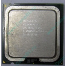 Процессор Intel Celeron D 326 (2.53GHz /256kb /533MHz) SL98U s.775 (Монино)