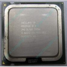 Процессор Intel Celeron D 346 (3.06GHz /256kb /533MHz) SL9BR s.775 (Монино)
